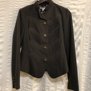 CAbi Military Jacket Style 221